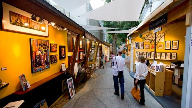 Laguna Beach Passport to the Arts