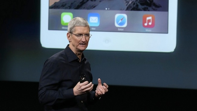 Tim Cook's Xmas Gift to Apple Workers: $20M to Fight AIDS