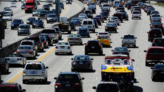 'Severe' Traffic Backup Expected on I-15 Monday