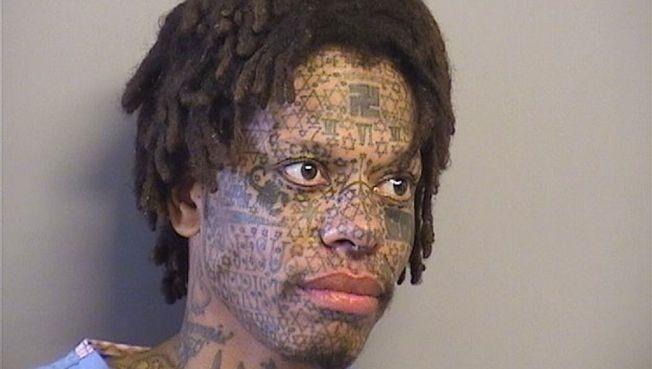 Costumed, Tattooed Man Arrested Over Oklahoma Store Disturbance