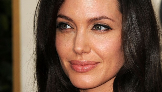 Not Angelina Jolie's Beauty Secret