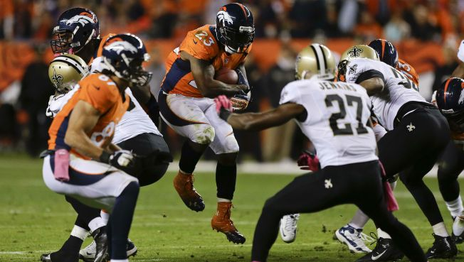 Saints No Match for Manning, Broncos in 34-7 Loss