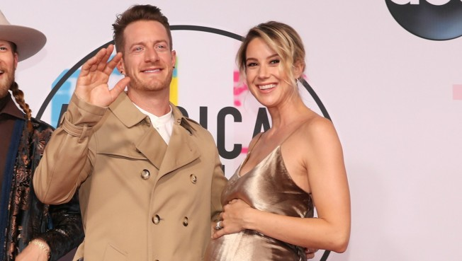 Florida Georgia Line's Tyler Hubbard Welcomes 1st Child With Wife