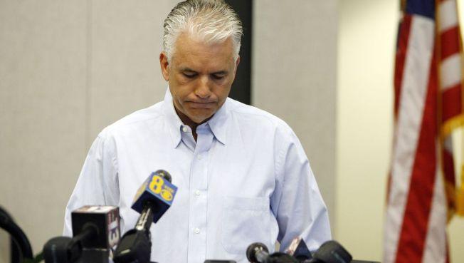 Sin City GOP Senator Admits Affair