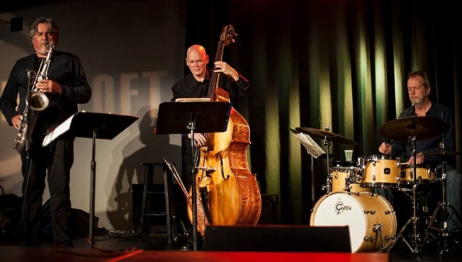 Double-Bass Extravaganza at the Loft