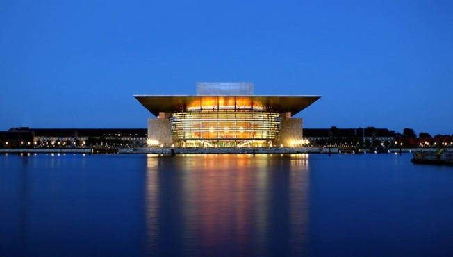 A Tribute To Copenhagen's Eyesore, Henning Larsen's Greatest Building
