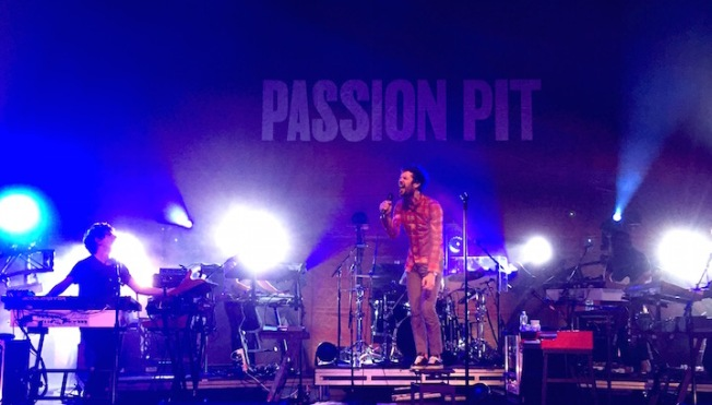 Passion Pit Plays Flatbush