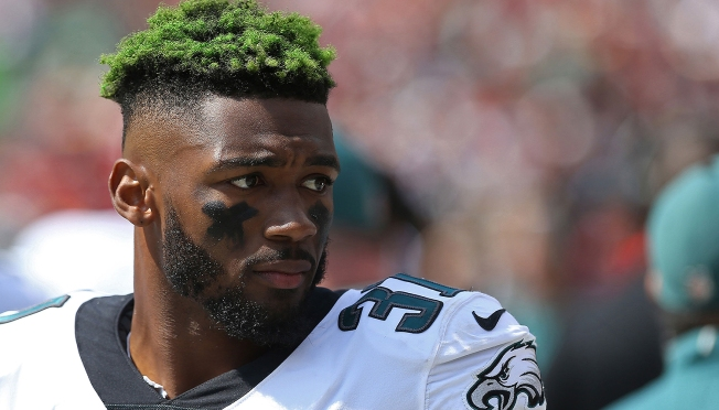 Eagles' Mills Arrested in D.C. for Fight With Wizards' Robinson