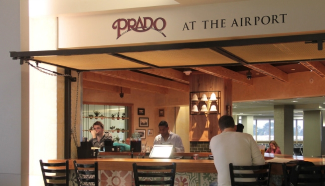 The Prado Restaurant Lands at the San Diego Airport
