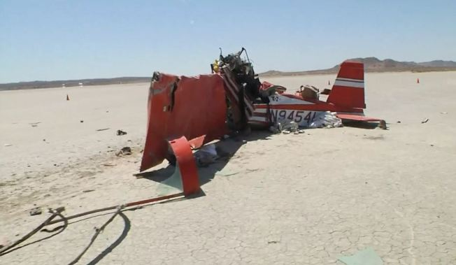 Boy Critically Injured in Small Plane Crash in San Bernardino County Dies