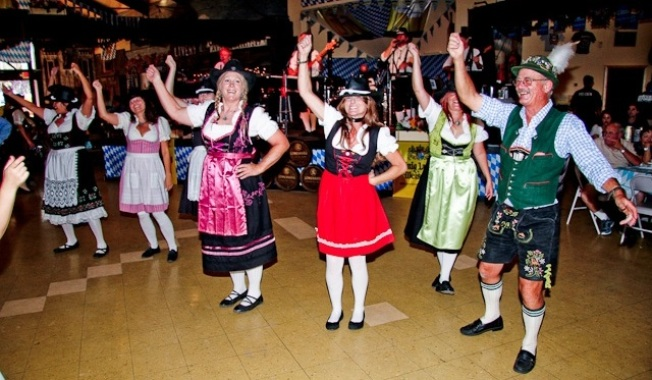 High Altitude Oompah: Big Bear Oktoberfest