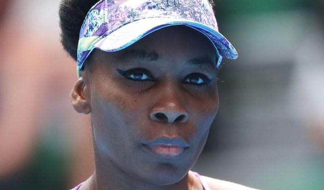 Venus Williams Sued by Crash Victim's Family in Florida