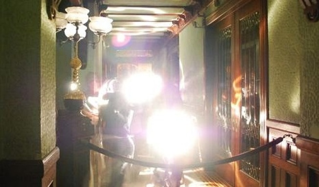 Flashlights + Friday the 13th at the Winchester Mystery House