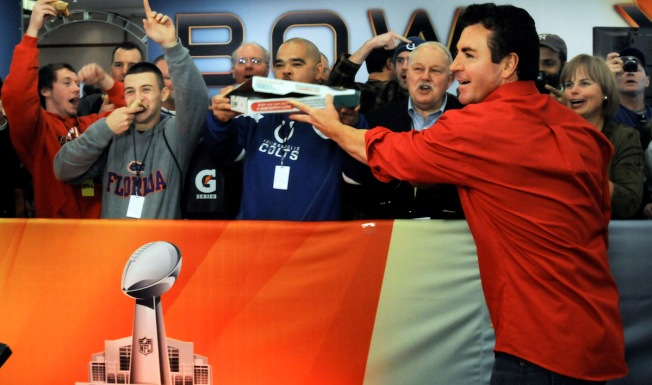 Papa John's Will No Longer Be an Official Sponsor of the NFL