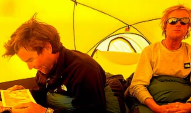 16 Years Later, Bodies of Elite Climber Alex Lowe, Cameraman Found in Glacier