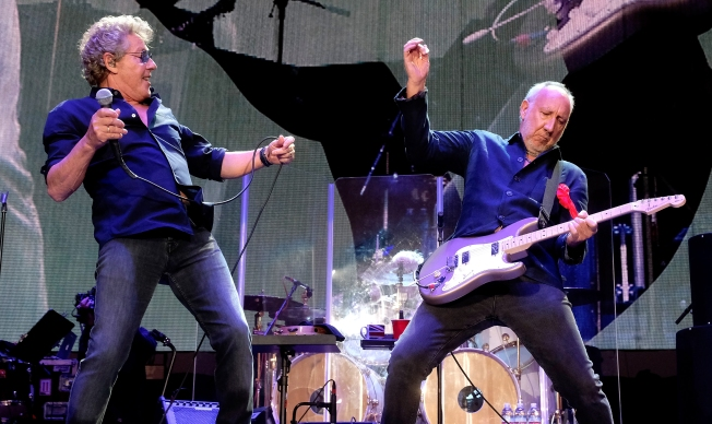 The Who Announce San Diego Show