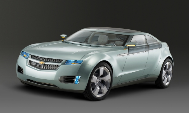 GM Not So Gung Ho About Electric Car
