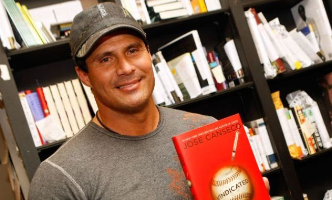 Jose Canseco Accused of Sexual Assault in Vegas