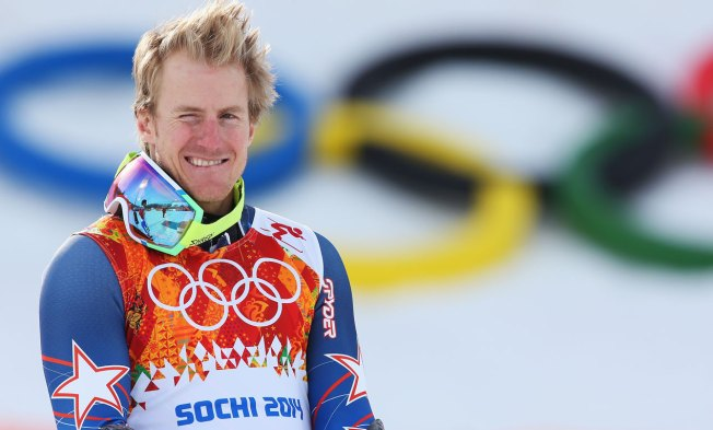 Olympic Champion Ted Ligety Injures Knee in Training Crash