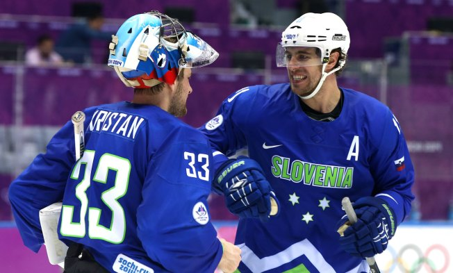 On Golden Ponds: Underdog Slovenia Advances to Quarterfinals