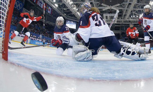 On Golden Ponds: Small Miscues Lead to Loss vs. Canada