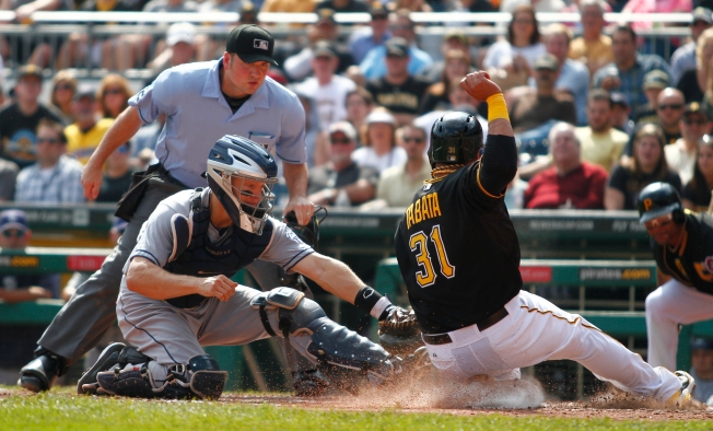 Pirates Avoid Padres Sweep