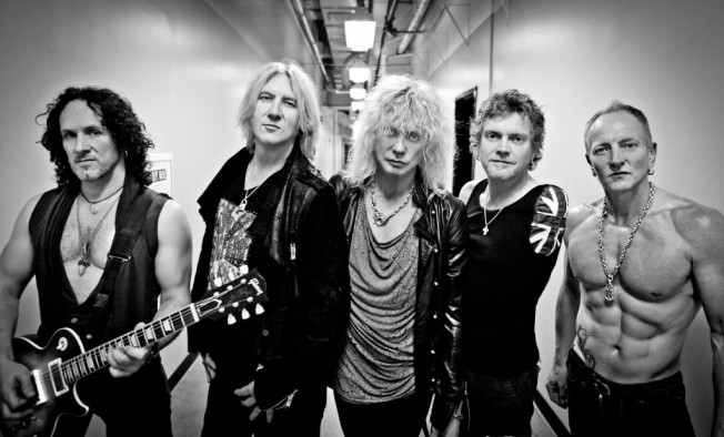 Cue the Hysteria: Def Leppard Announce SD Show