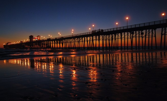 man jokes with girlfriend jumps off oceanside pier and drowns pd