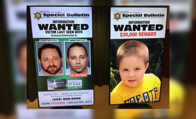 Father Arrested for the Murder of His Missing 5-Year-Old Son