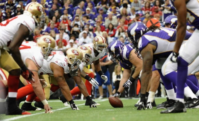 Niners' Bid for 3-0 Start Snuffed by Vikings and Several Mistakes