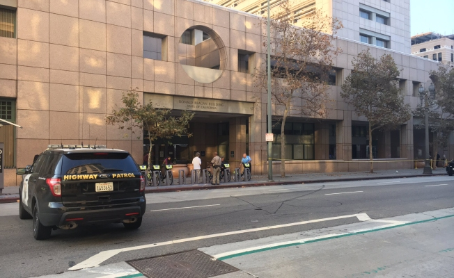 CHP Officer Fatally Shoots Man Making Threats In Ronald Regan State Building