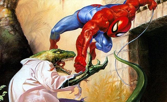Marvel's Peter Parker Back as 'Amazing Spider-Man'