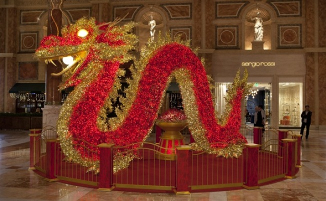 Las Vegas Lavish: Lunar New Year