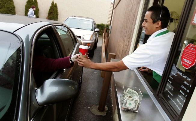 Tall is Back on Starbucks Drive-through Menu