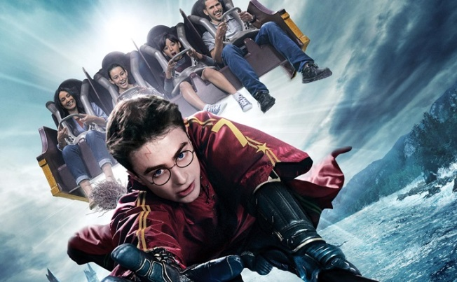 'Harry Potter' Universal Ride: Cool Update
