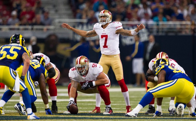Kaepernick Motivated to Prove He's Not a One-Year Wonder