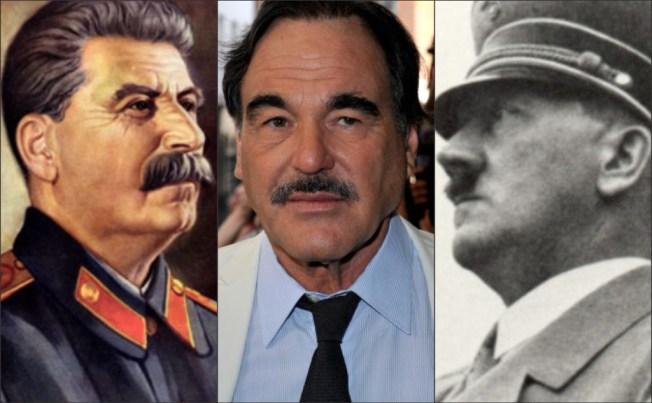 Oliver Stone: Hitler and Stalin Weren't So Bad