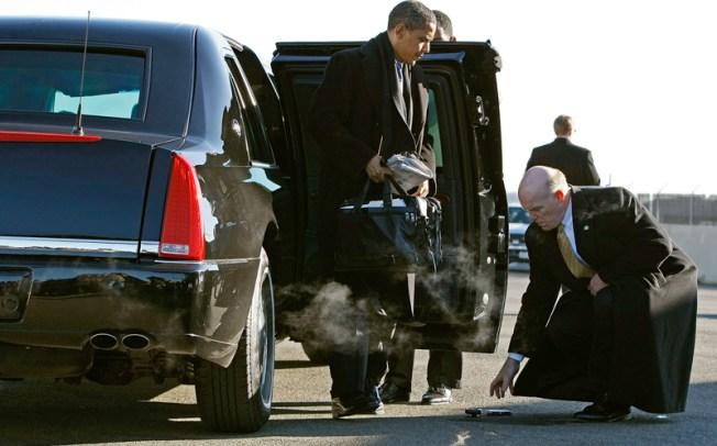 Obama's BlackBerry Bumble