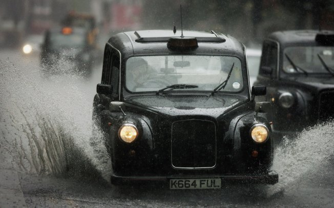London Cabbie May Have Raped 100 Women