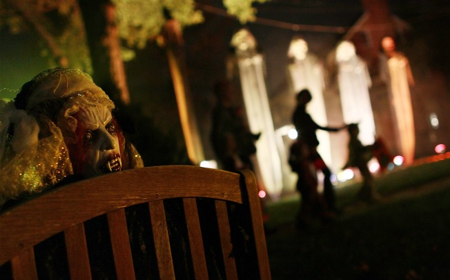 Top Local Trick-or-Treat Neighborhoods