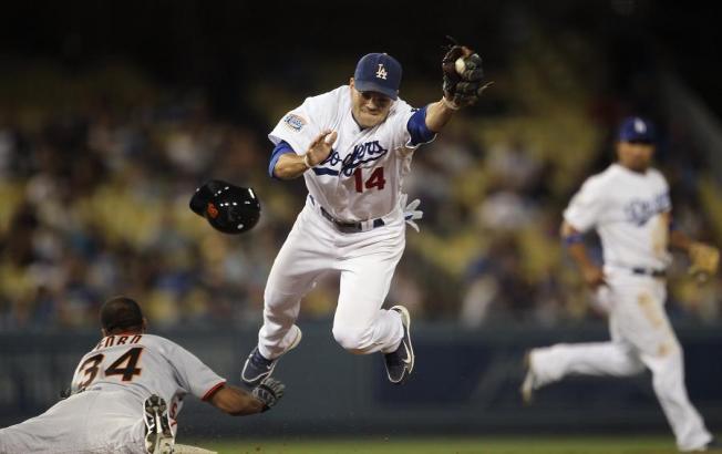 Dodgers Drop A Heartbreaker to Rival Giants