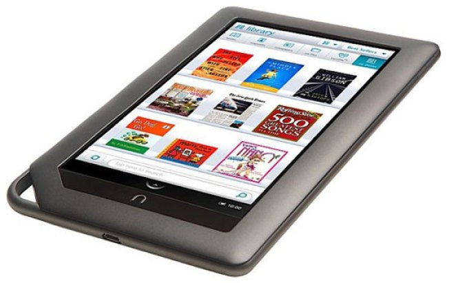 Nook Color Dethrones Kindle as the Most Popular e-Reader
