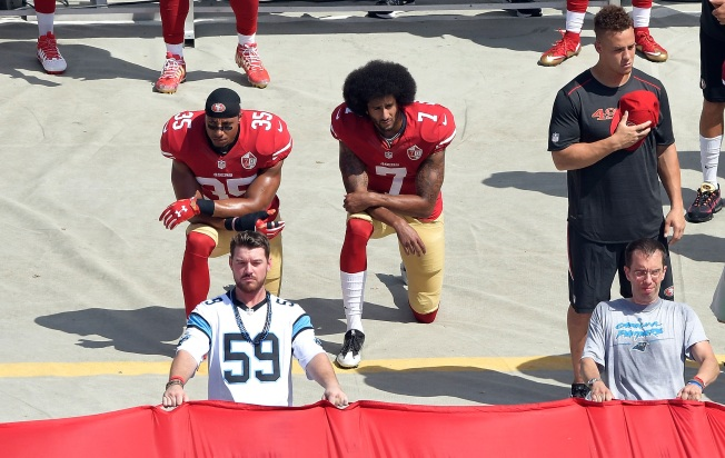 Chip Kelly Comments on Colin Kaepernick's National Anthem Protest