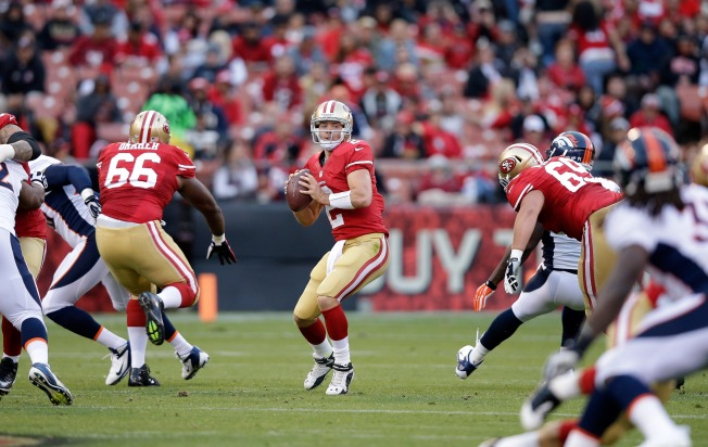 Niners Need to Find a Backup for Kaepernick