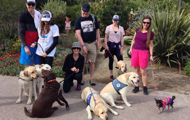 Pups and Plants: 5K Paw Walk at SDBG