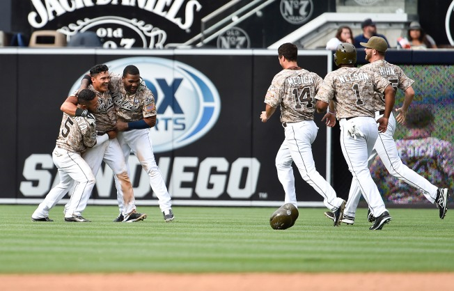 Padres Walk Off Braves (Part Deux)