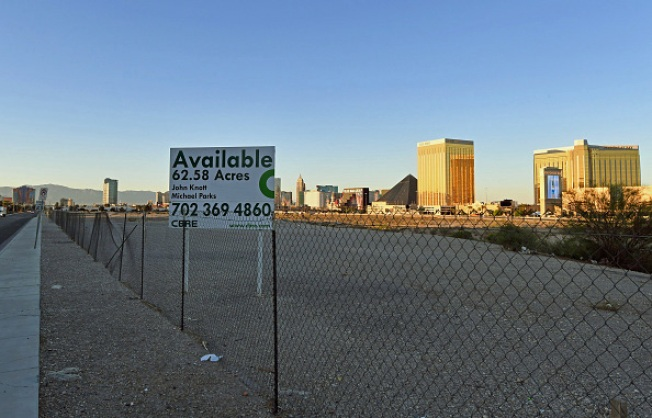 Raiders purchase land near Las Vegas Strip for new stadium