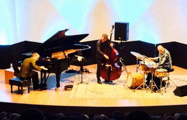 Brad Mehldau Trio Rocks the House