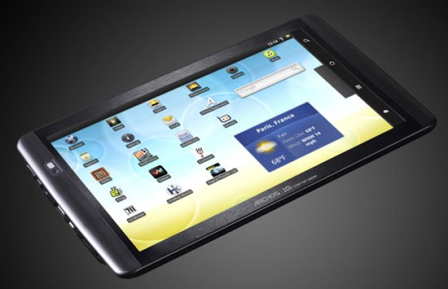 iPad Too Pricey? Try This Android on for Size