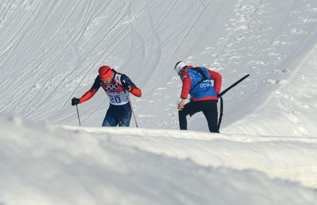 Sochi Scene: Help Across Countries